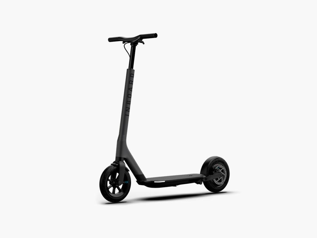 Inboard Glider Scooter
