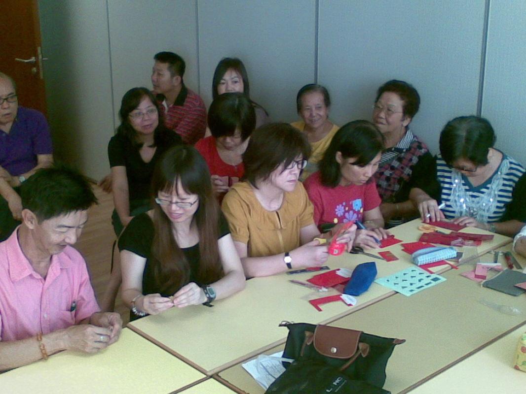 Event 2013 - iMbs008 Chinese Dharma Class 第八屆中文佛學班(慧嚴)
