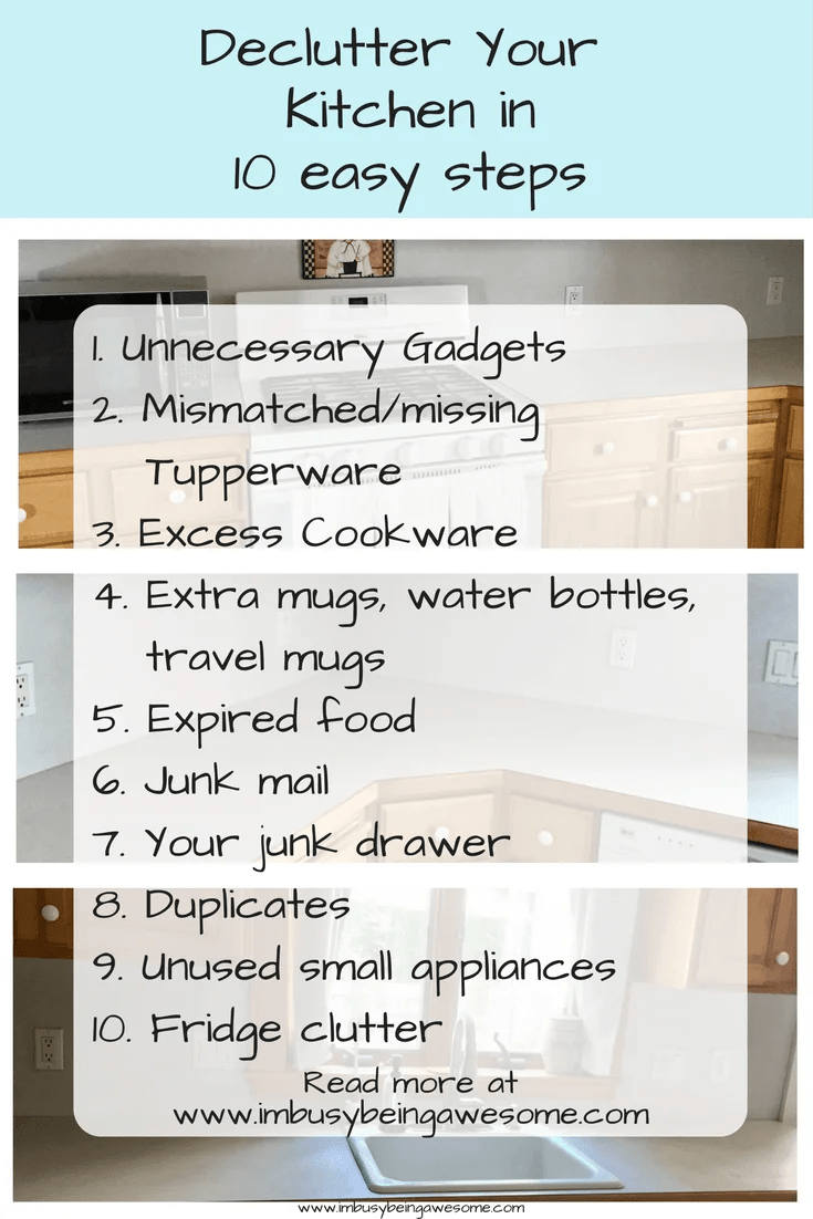 How Is Your Kitchen Situation? What Do You Do To De Clutter? Do You Have A  Passion For Unnecessary Kitchen Gadgets? Let Me Know Below!