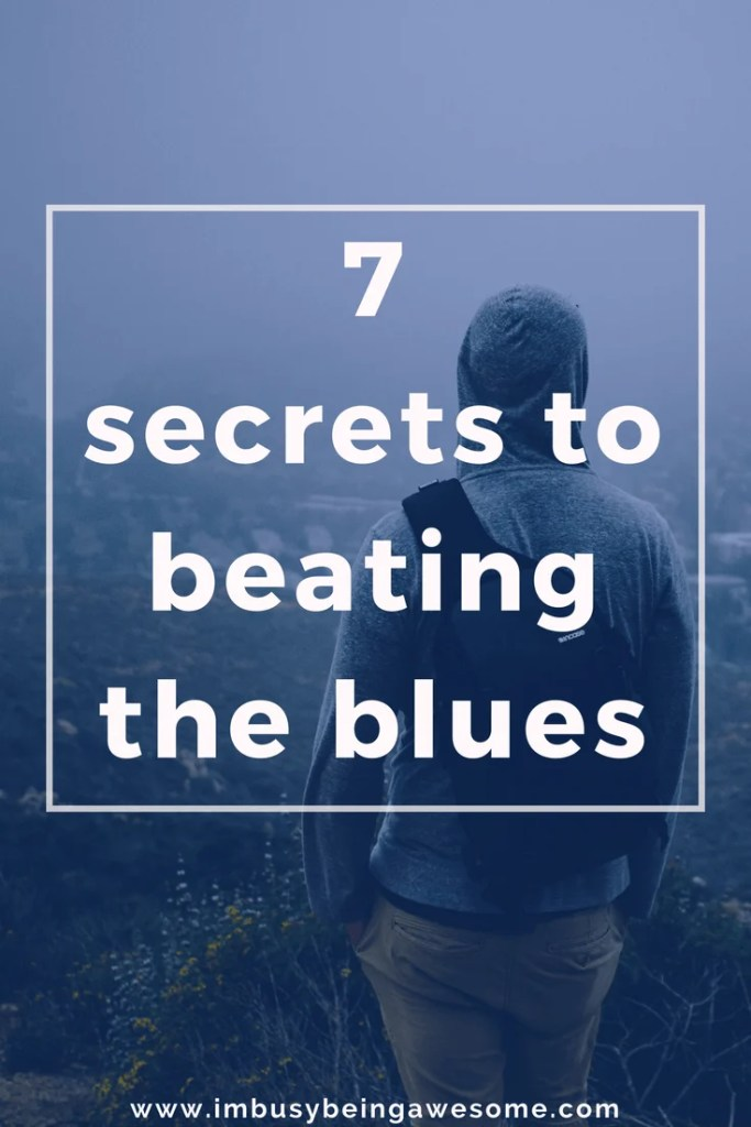 7 strategies to beat the blues. Self care, holiday blues, motivation, depression, mental health, reaching out, friends, family, loved ones, #mentalhealth, #depression, #holidays #holidayblues