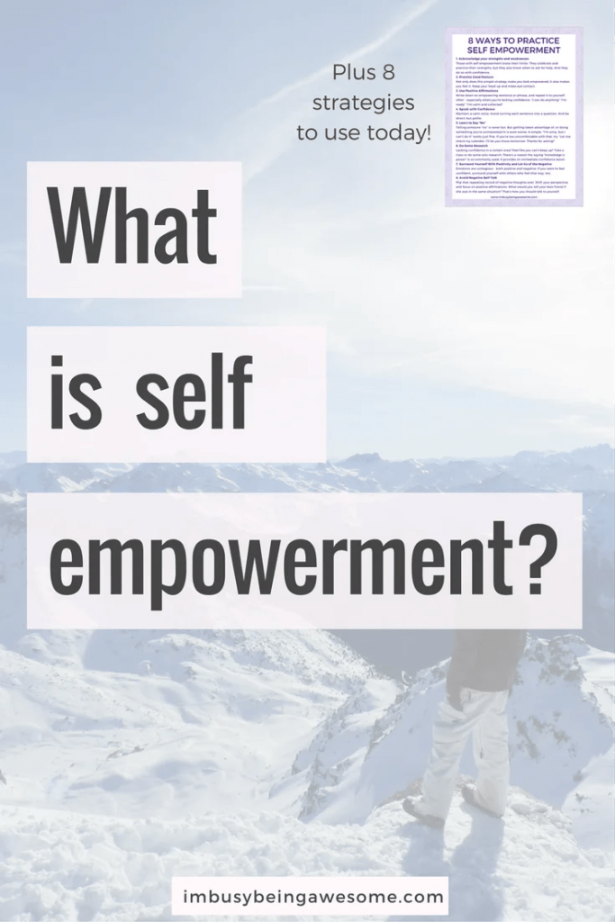 What does self empowerment mean to you? Self care, self help, mental heath, confidence, success, inspiration, motivation, #selfhelp #selfcare #motivation #selfempowerment #empowerment #success