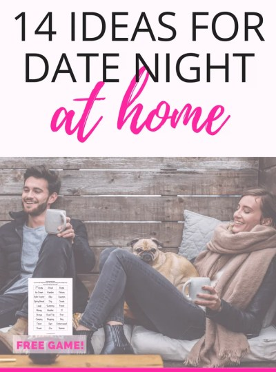 14 Ideas For Date Night At Home. Date, Frugal, Cheap, Budget, Stay Home, Easy, Fun, Couple, Valentine's Day, Anniversary, Happiness, Love #Date #Frugal #Cheap #Budget #StayHome #Easy #Fun #Couple #ValentinesDay #Anniversary #Happiness #Love #Valentine