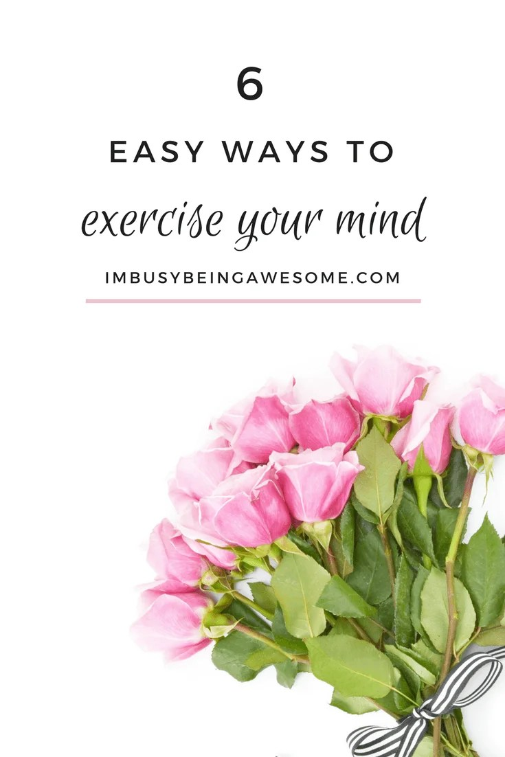 Clever ways to exercise your mind  #creativity #mindfulness #productivity #education #podcast #podcasts #podcasting #trypod #documentary #getinvolved #meditation #meditate #gamenight creativity, creative living, creative life, productivity, success, education, podcast, podcasting, documentary, get involved, meditation, meditate, mindful, game night,