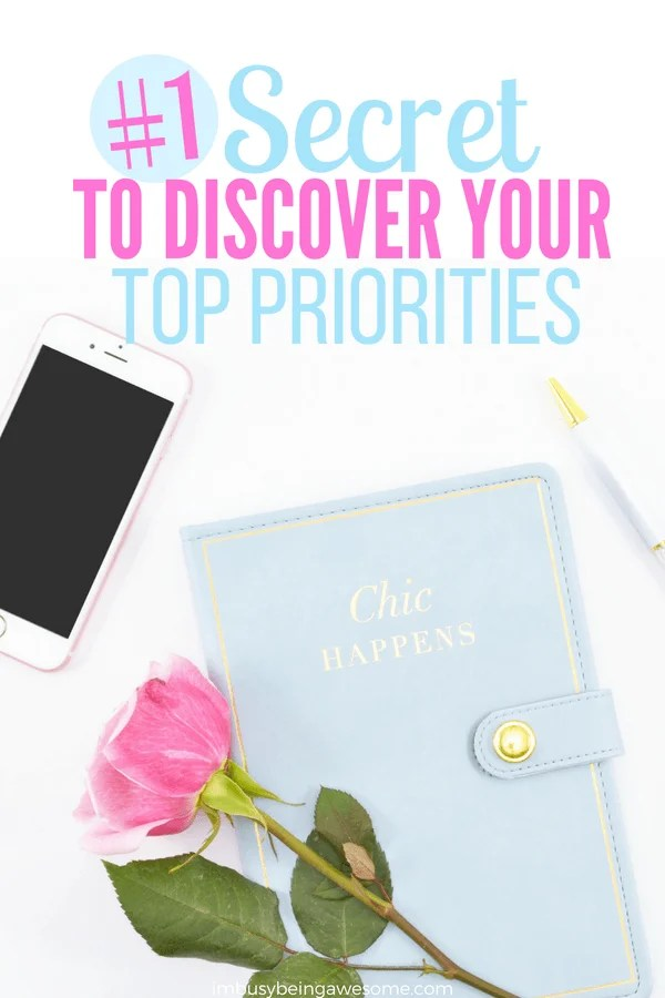 Learn the top strategies to discover your priorities in life, relationships, and your family and children. Your choices reflect your priorities, so learn how to prioritize in a way that makes you happy and proud. Use this list to strengthen you priority setting strategy and know your truths.