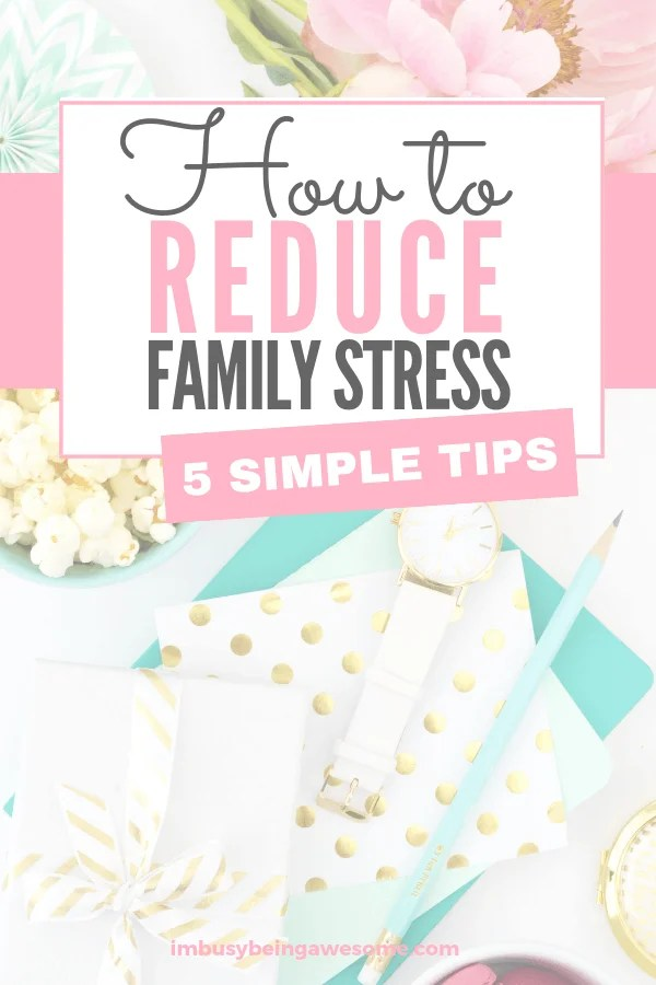 Reduce family stress this holiday season. Find ideas and tips for stress relief when family and friends get together for the holidays. Use these tips for kids, parents, mom, dad, children, and friends. This Christmas, Thanksgiving, and Hanukkah season, enjoy your time with loved ones and get rid of the negative stress. #christmas #stress #family #holiday