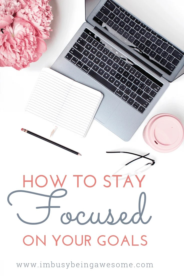 Are you struggling with reaching your goals? Have you lost motivation to stay consistent? It's time to rethink your approach. Check out my top 3 tips to stay focused on your goals, whether they are health, career, personal, family, or relationship oriented, this article is for you. Try these ideas now and start seeing success.