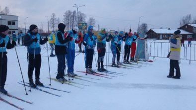 17.01.18 лыжные гонки