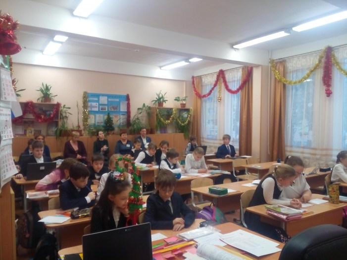 На уроке русского языка_2