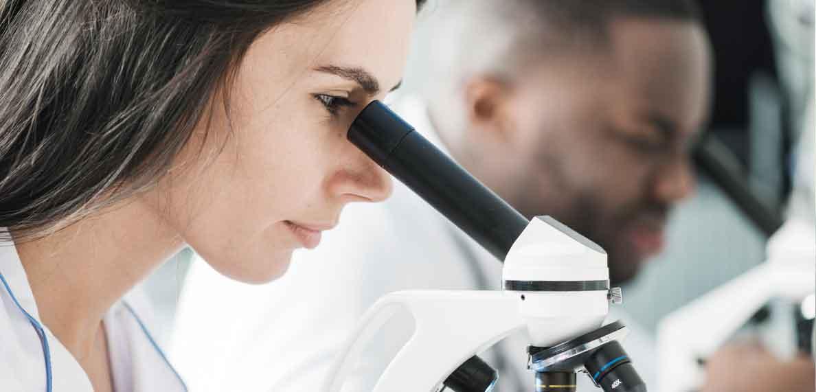 Laboratório para Colposcopia