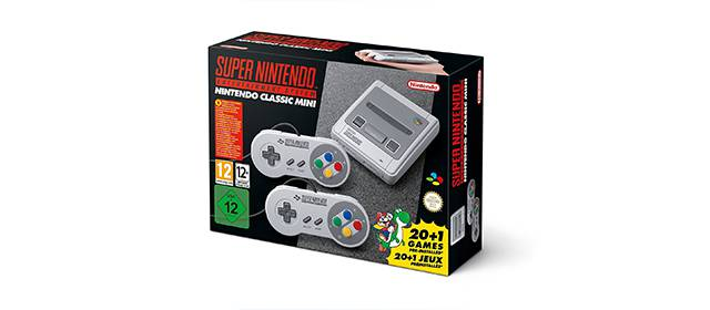 SNES Super Ninendo mini