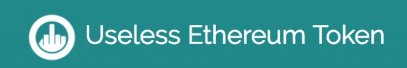Useless Ethereum Token Logo