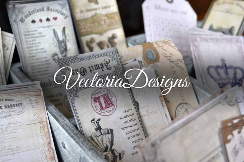 Vectoria Designs logo