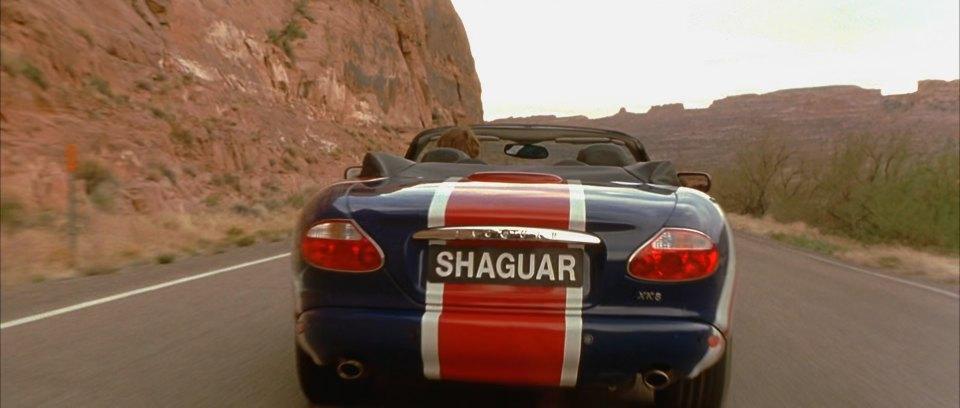 Imcdb Jaguar Xk8 X100 In Austin Powers In