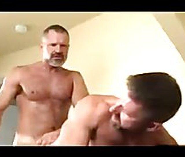 Passionate Mature Gay Sex