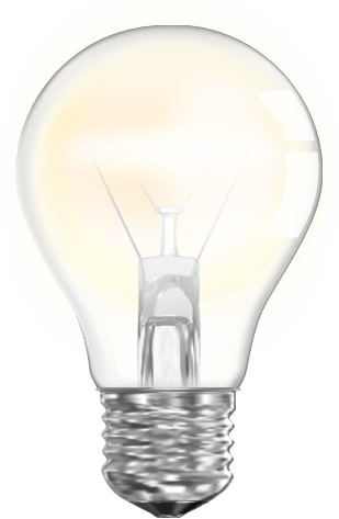 IMCG Creative light bulb illuminate