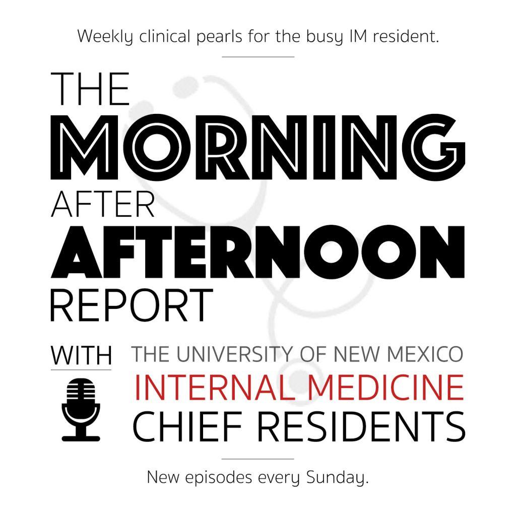 Podcast Unm Internal Medicine Residency