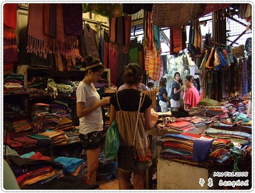 Chatuchak Weekend Market 札都甲週末市集-13