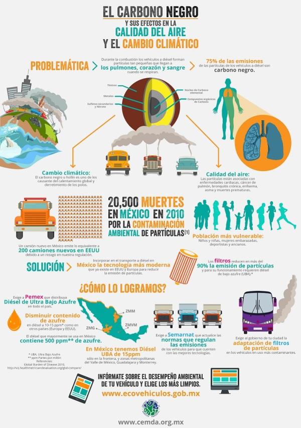 Infografía CEMDA
