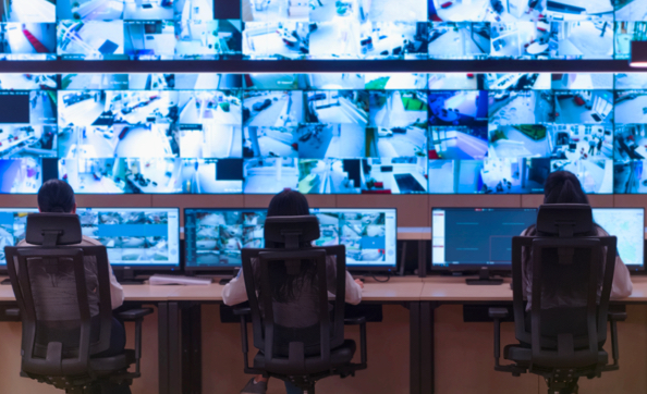 Integrated Security Systems at 96 Oil and Gas Operating Locations