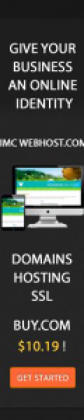 Domains, Hosting, SSL at IMC WebHost.com