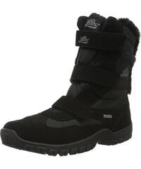 lico saskia v bottes de neige femme noir schwarz grau