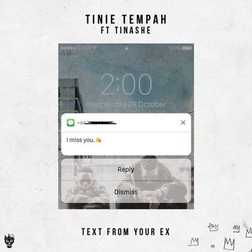 Image result for tinie tempah text from your ex
