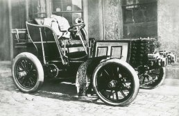 16hp with 4 cylinder engine, Napier 1901