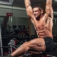 What do bodybuilders eat?