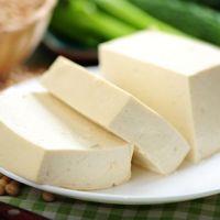 Gesundheitswerte von Gerichten aus Tofu