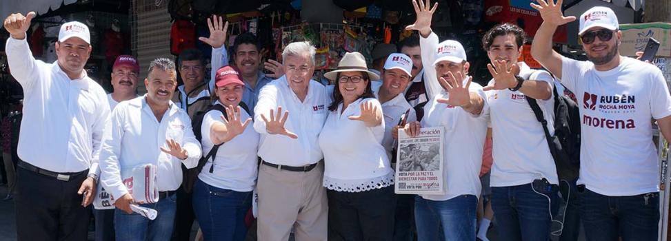 'Vamos a recuperar la soberanía alimentaria fortaleciendo el mercado interno': Imelda Castro