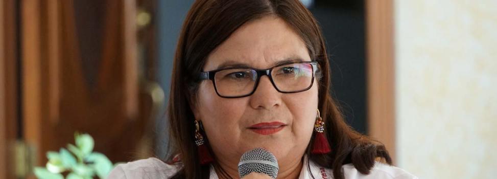 'La honestidad debe definir al político que aspire a representar al ciudadano': Imelda Castro