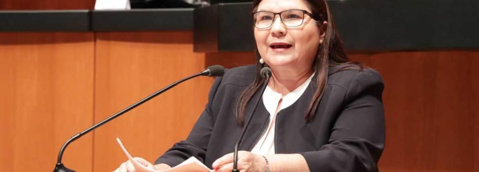 Con el presupuesto 2019 privilegiaremos la política económica con rostro humano: Imelda Castro