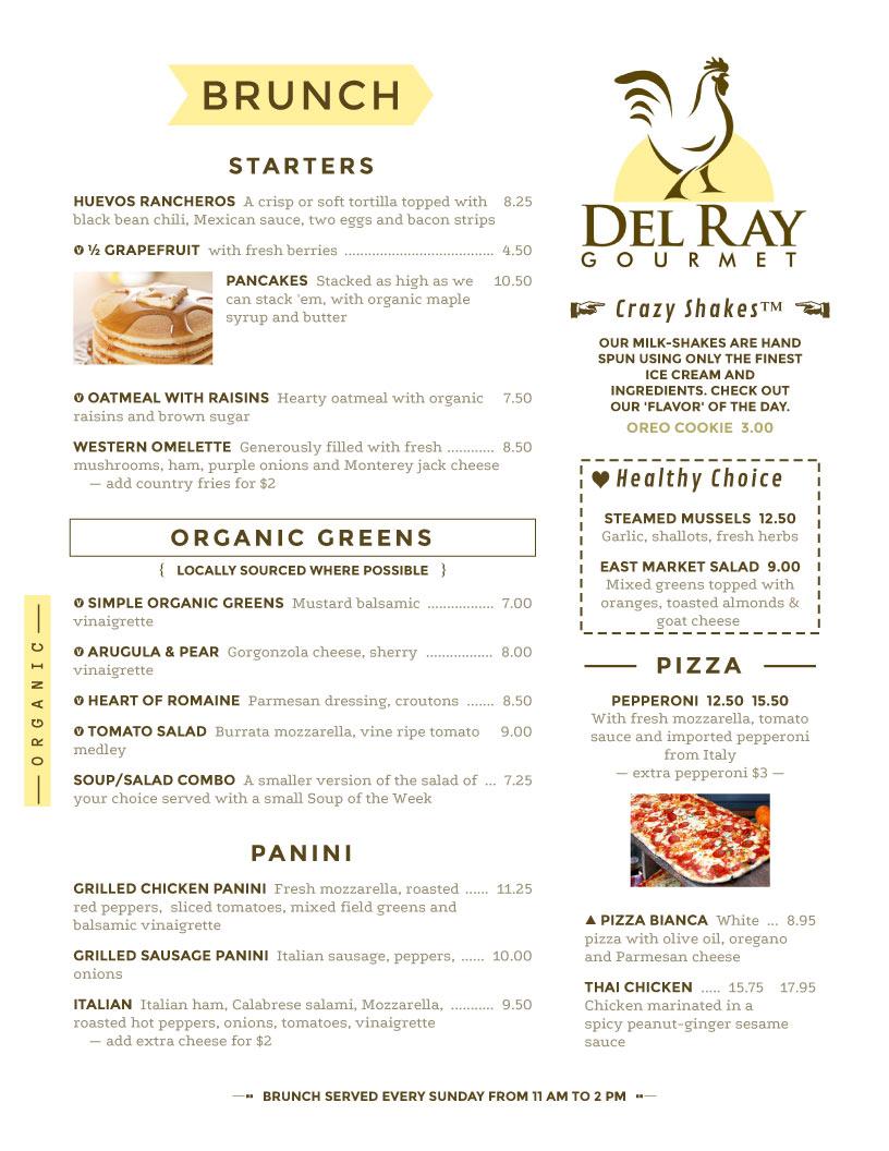 Del Ray Gourmet