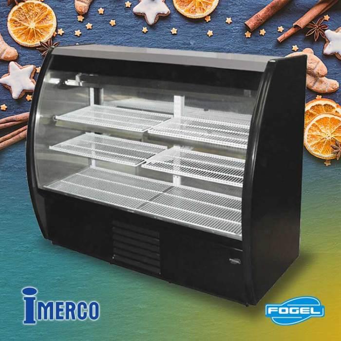 Exhibidor No Refrigerado VIEW-6 FOGEL