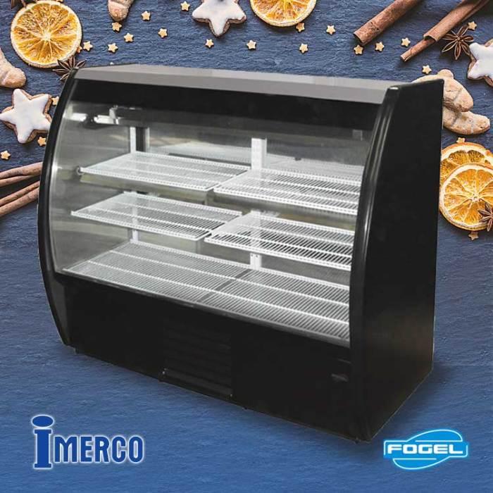 Exhibidor Refrigerado MIRAGE 6-DC FOGEL