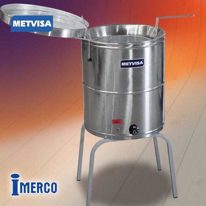 Freidora Industrial Eléctrica FIE-20 METVISA