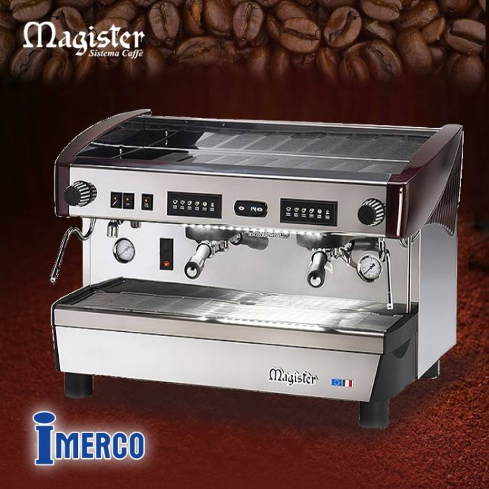 MÁQUINA DE CAFÉ MS-100/2-STILO LUJO