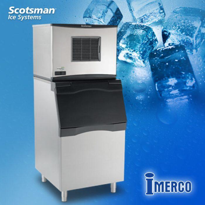 Máquina para Hacer Hielo Cubitos CO-530-MA SCOTSMAN