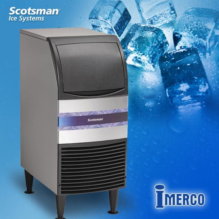 Máquina para Hacer Hielo Cubitos CU-0715-MA SCOTSMAN