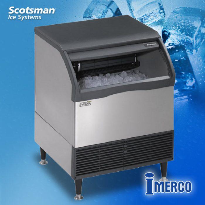 Máquina para Hacer Hielo Cubitos CU-3030 SCOTSMAN