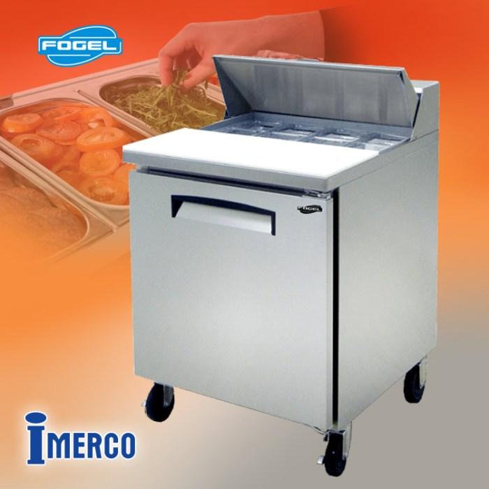 MESA DE TRABAJO Refrigerada FLP-27-8