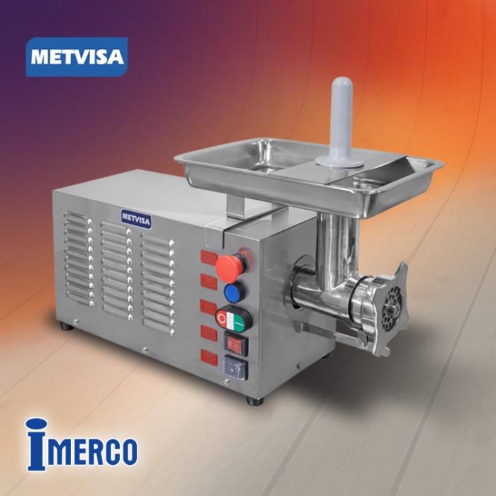 Molino de Carnes METVISA PCI-10