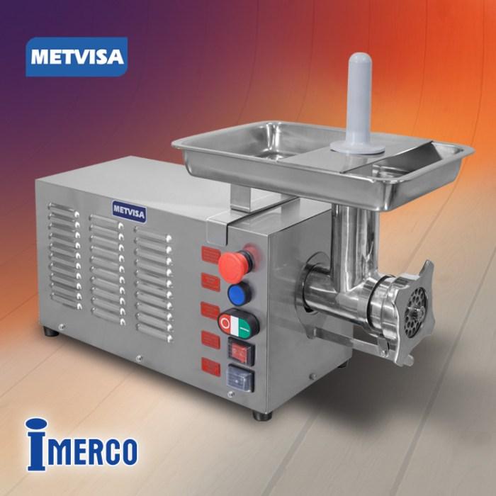 Molino de Carnes METVISA PCI-22