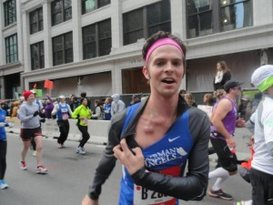 Sam Chicago Marathon 2012