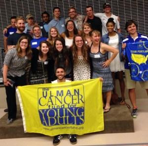 Ulman Cancer Fund Team Portland