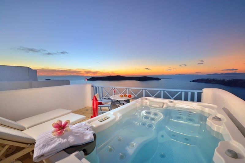IMEROVIGLI HOTELS  Absolute Bliss Santorini Hotel Suites Santorini Greece