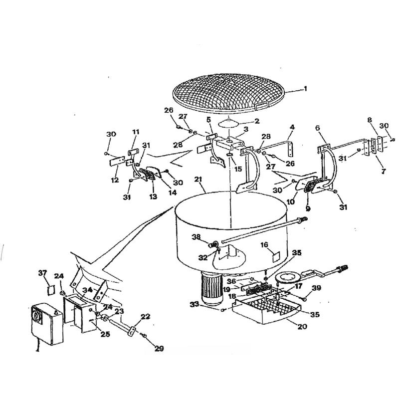 Hobart M802 Mixer Wiring Diagram