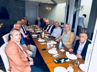 İMES yöneticileri kahvaltıda buluştu 2