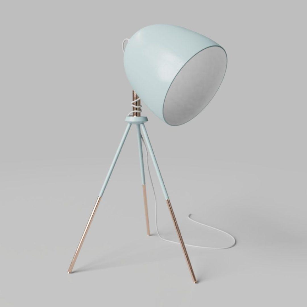 DL-0002 Desk Lamp3 View1