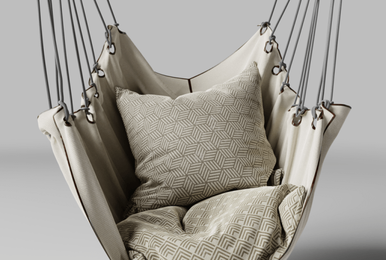 LC-Hanging Chair 2